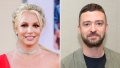 Britney Spears Dances to Justin Timberlake's Hit Song in New Video