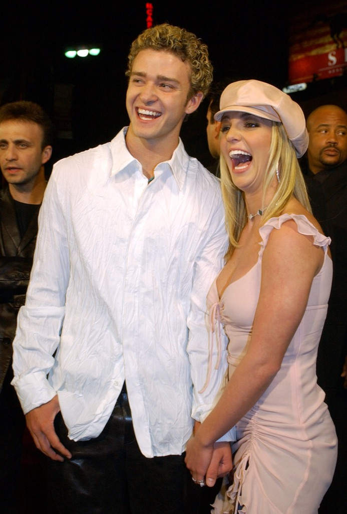 Britney Spears and Justin Timberlake Photos