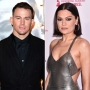 Channing Tatum Leaves Silly Comment on Jessie J's Instagram Amid 2nd Breakup