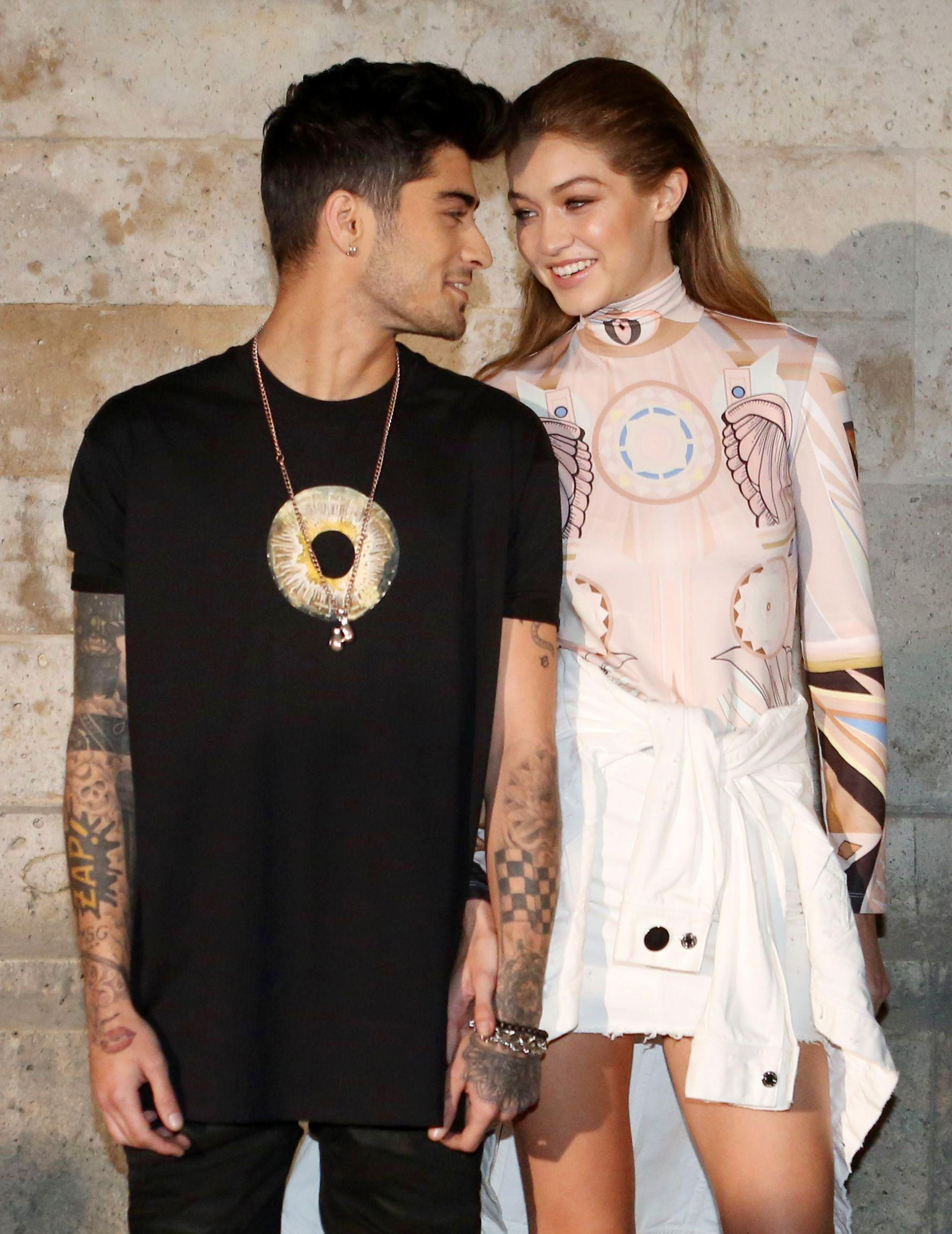 Gigi Hadid Is Pregnant! Zayn Malik and Model Expecting Baby No. 1