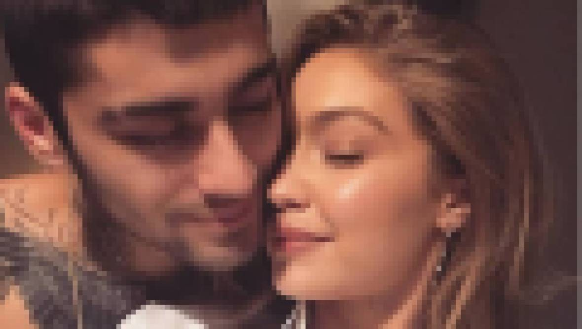 Gigi Hadid Shares 1st Photo of Baby Girl With Zayn Malik