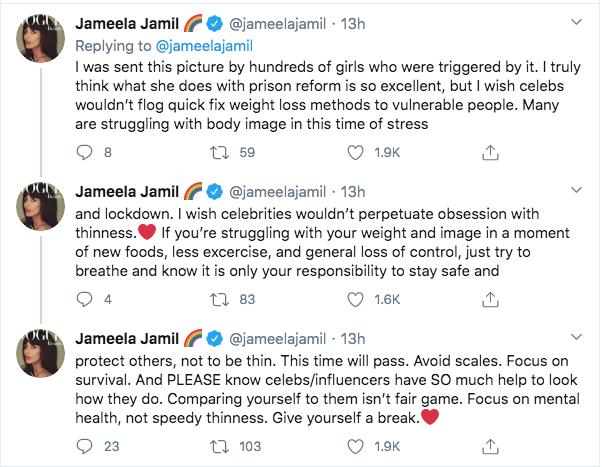 Jameela-jamil-kardashian-twitter-rant