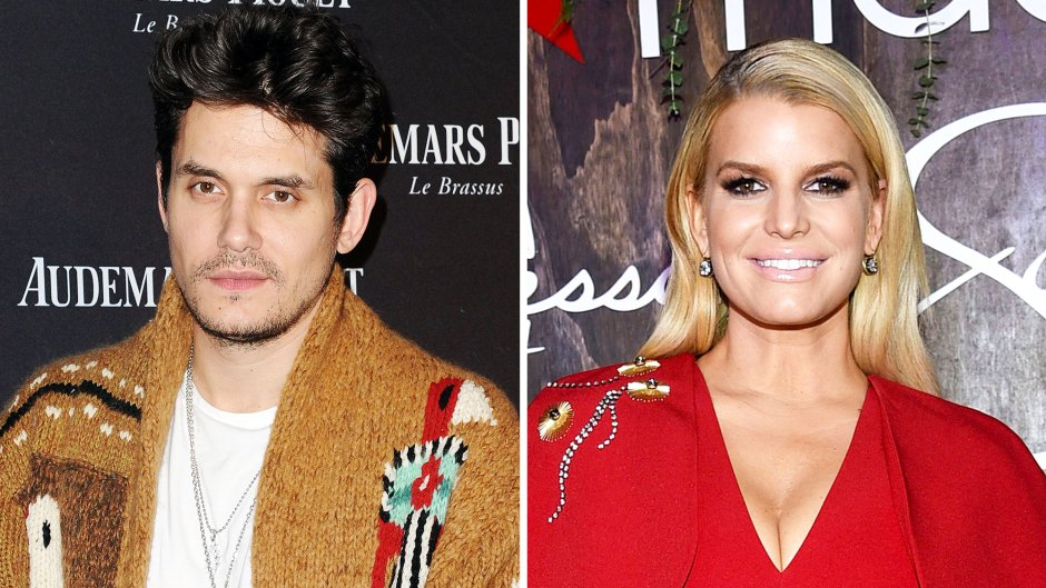 John Mayer Reveals Why He Hasnt Read Ex Jessica Simpsons Tell-All