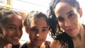 Octomom Nadya Suleman Shares Workout Photos With Daughters