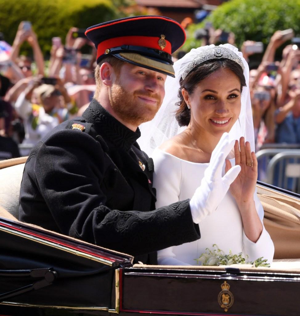 Prince Harry Meghan Markle Wedding Photos