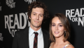 Leighton Meester and Husband Adam Brody