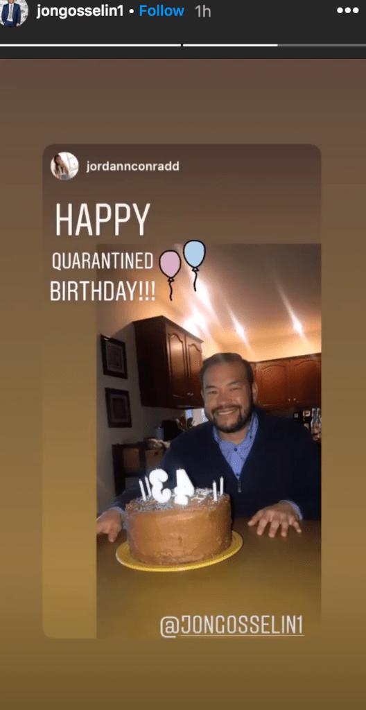 Jon Gosselin Birthday