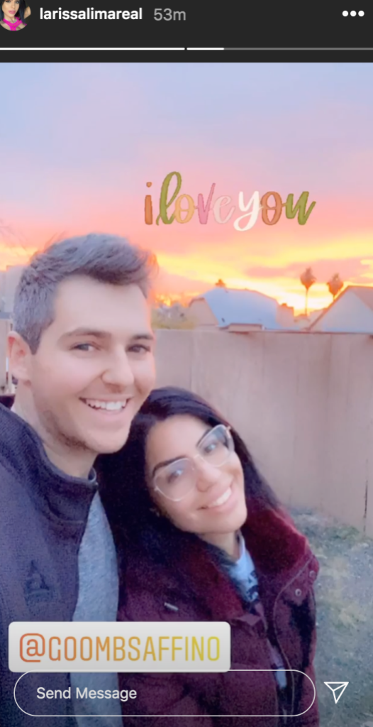 90 Day Fiance's Larissa and Eric