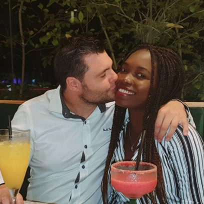 90 Day Fiance's Abby and New Husband Louis
