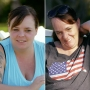 Side-by-Side Photos of Catelynn Lowell and April Brockmiller on 'Teen Mom OG'