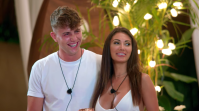 Too Hot to Handle Stars Francesca Farago and Harry Jowsey