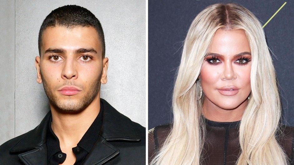 Younes Bendjima Sends Love to Khloe Kardashian While Stuck in France Amid Coronavirus