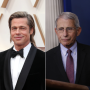 brad pitt saturday night live dr. anthony fauci