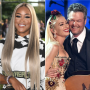 eve gushes gwen stefani blake shelton relationship