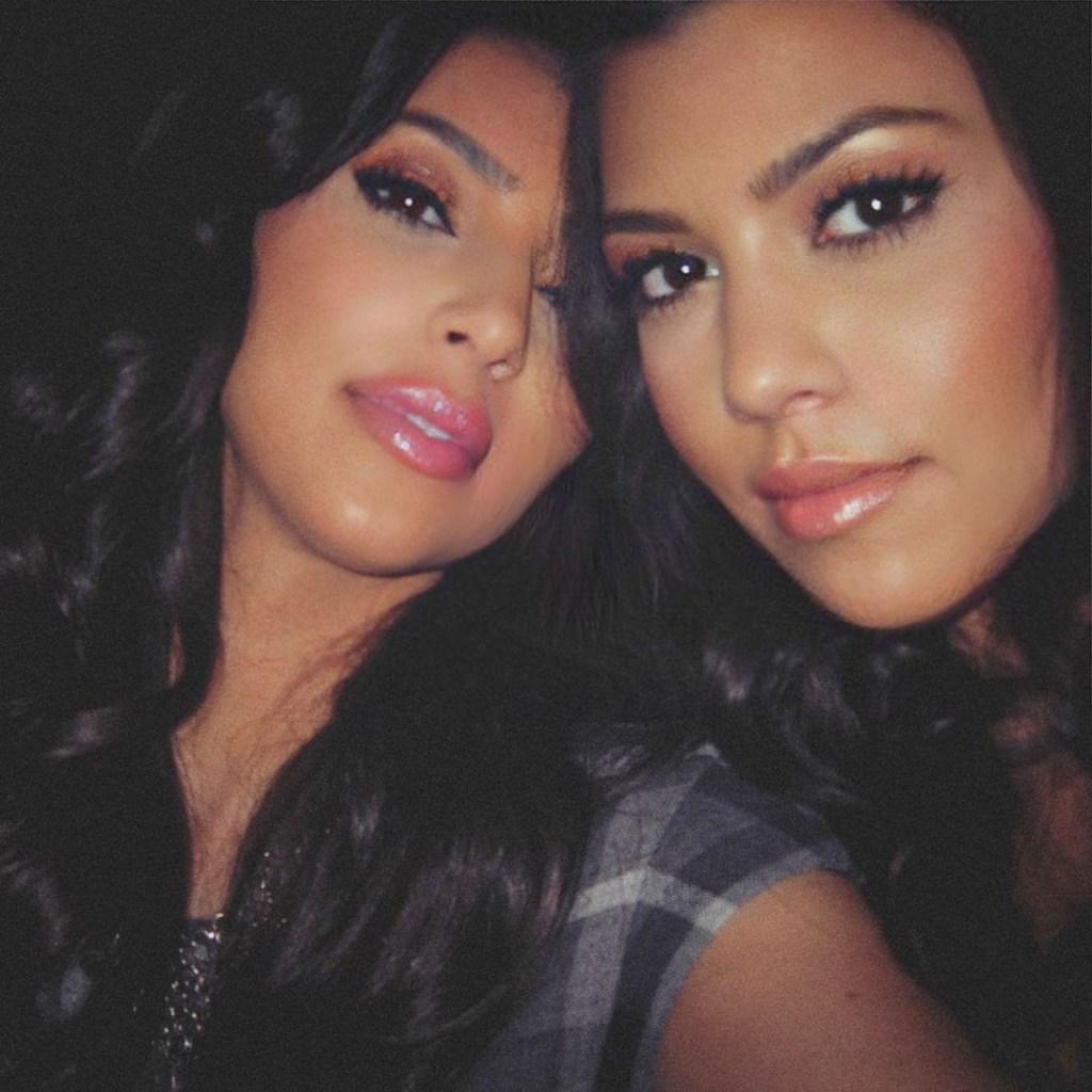 kim kardashian kourtney birthday tribute