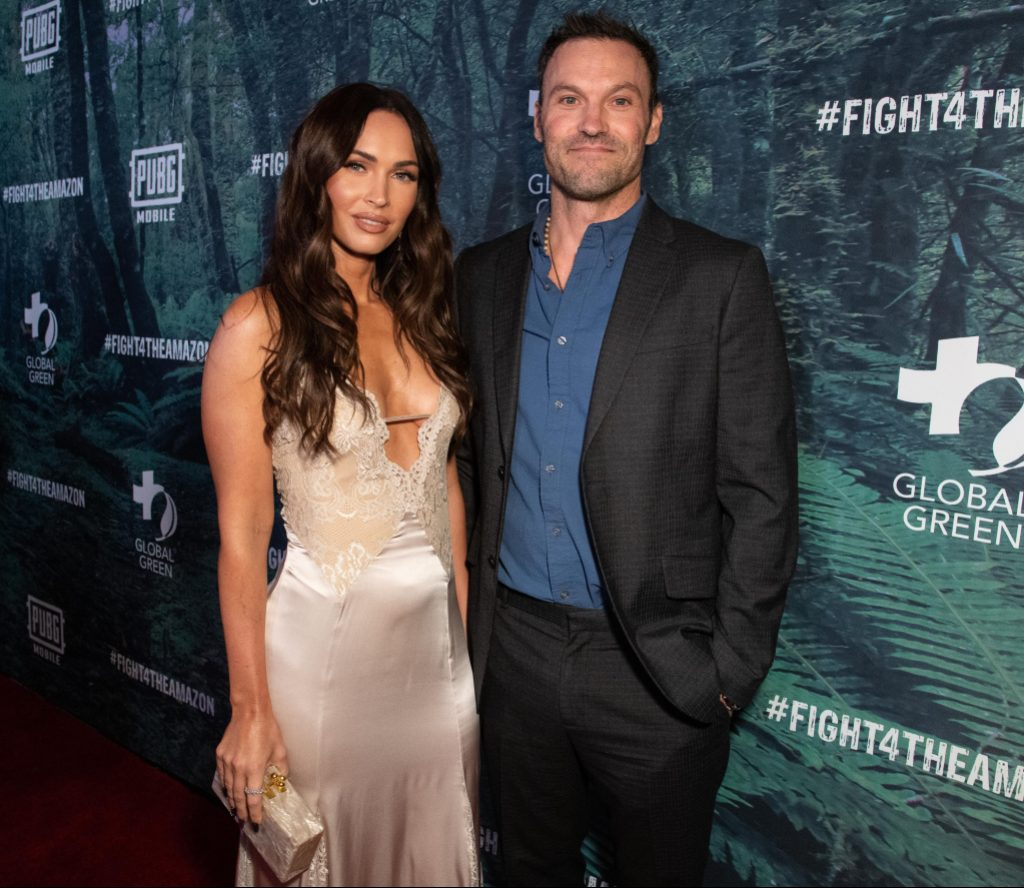 Brian Austin Green Spotted Without Wedding Ring Amid Megan Fox Split Rumors