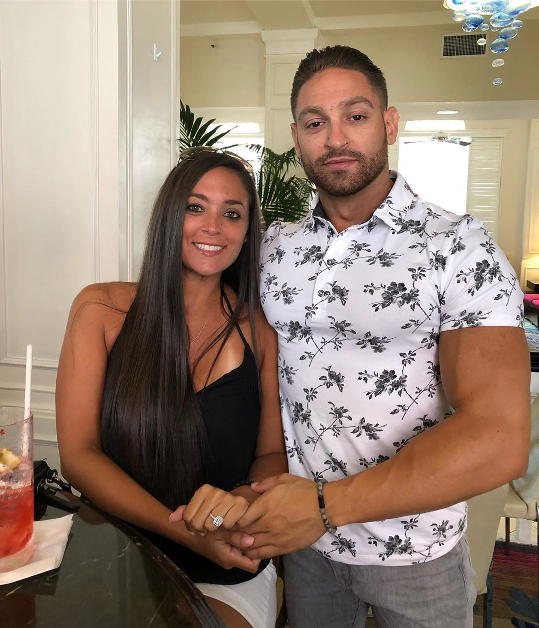 Jersey Shore's Sammi Giancola Flaunts 6-Pack Abs Before Wedding