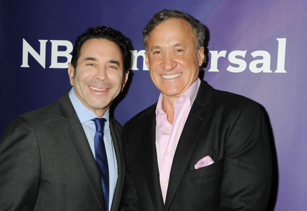 Dr Paul Nassif and and Dr. Terry Dubrow Fillers