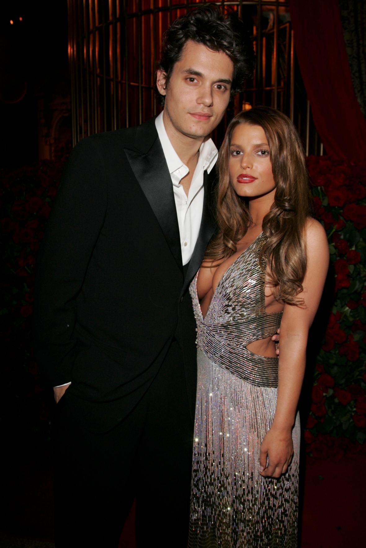 Jessica Simpson and John Mayer