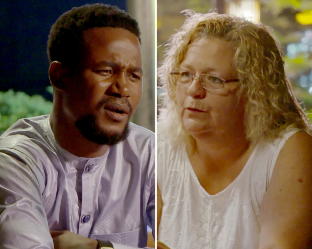 90 Day Fiance Before the 90 Days Star Lisa Hamma Accuses Usman Sojaboy Umar of Cheating With Other Women