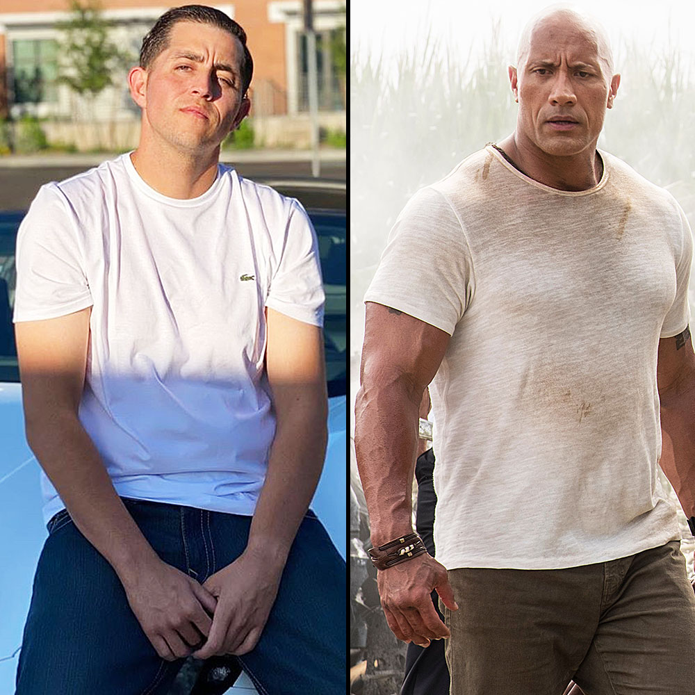 90 Day Fiance Jorge Is Focusing on Fitness Outside of Prison and is Trying to Look Like The Rock