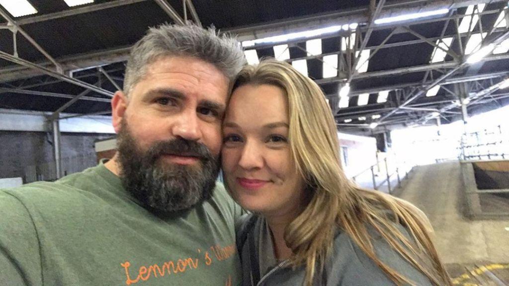 Jon and Rachel Walters