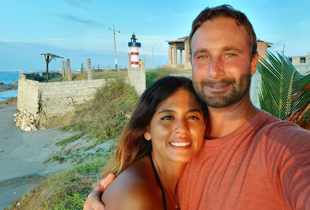 90 Day Fiance Evelin Deletes Photos Of Corey After Marriage