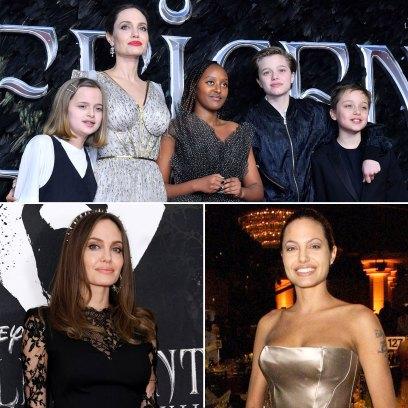 Angelina Jolie From Award Winning Actress to Amazing Mama