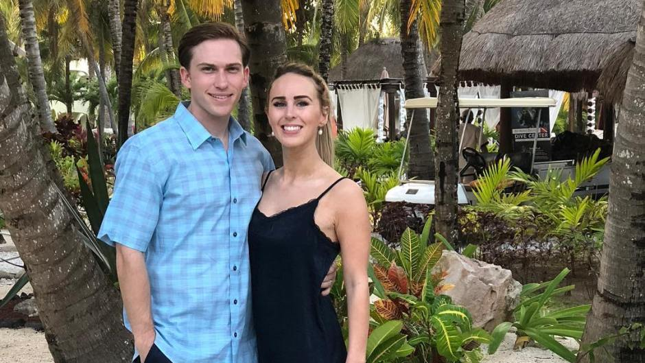 Married at First Sight Couple Danielle Bergman and Bobby Dodd