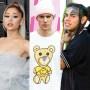 Ariana Grande and Justin Bieber Clap Back at Tekashi69 Over Billboard Hot 100 Drama