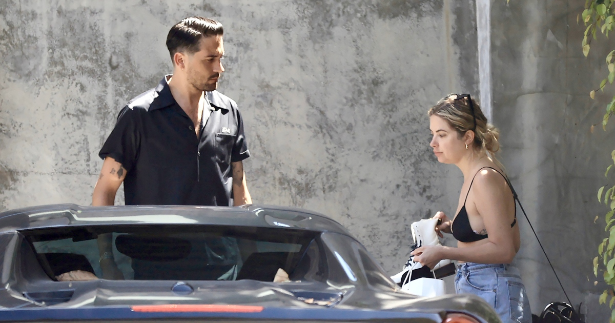 Ashley Benson and G-Eazy Spend Memorial Day Together Amid Dating Rumors