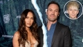 Brian Austin Green Confirms Megan Fox Split talks MGK