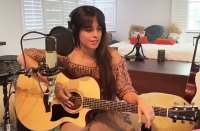 Camila Cabello Performing From Home During Coronavirus Pandemic