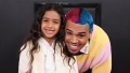 Chris Brown and Royalty Brown