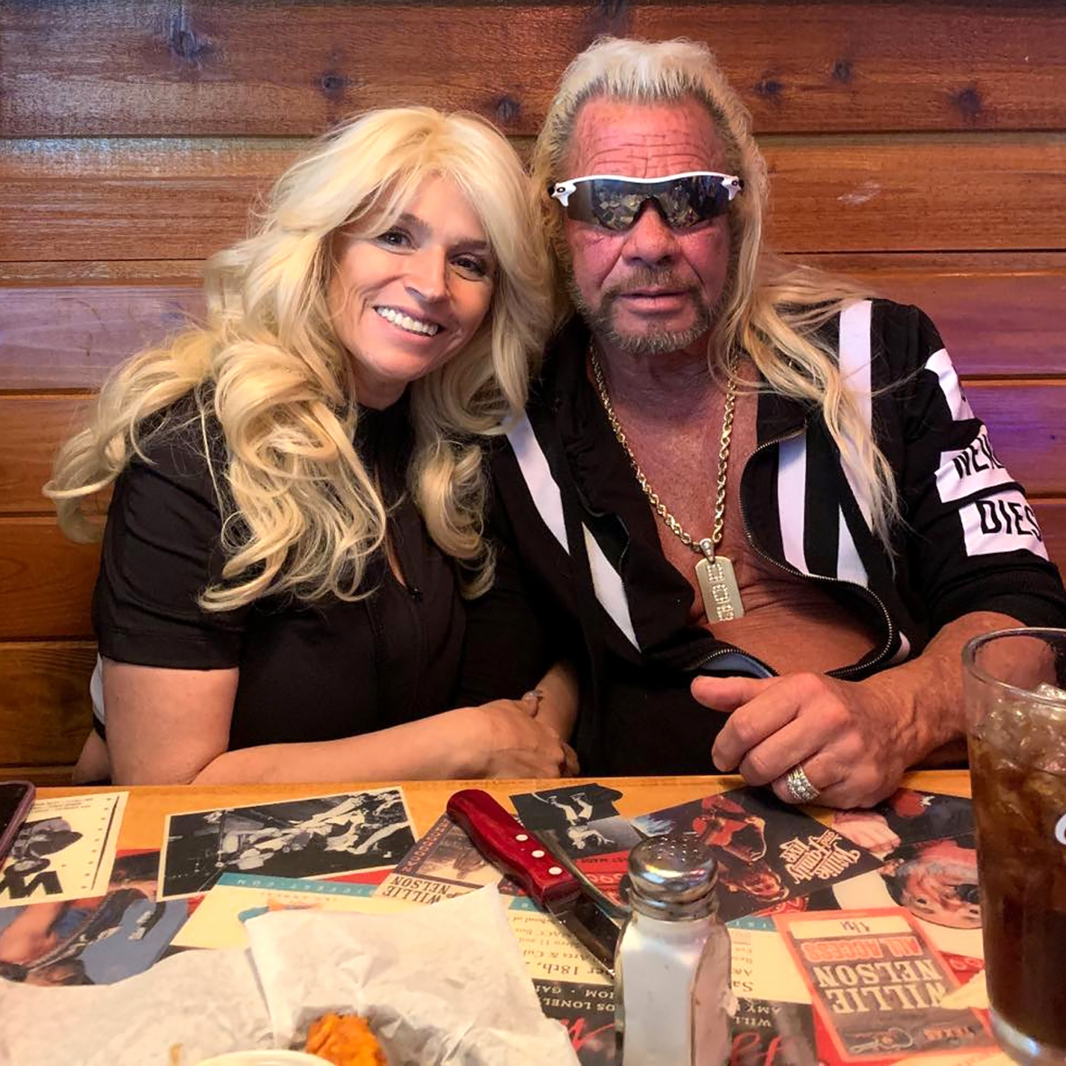 'Dog the Bounty Hunter' Star Duane Chapman Says He's 'Sad' on His Anniversary With Late Wife Beth