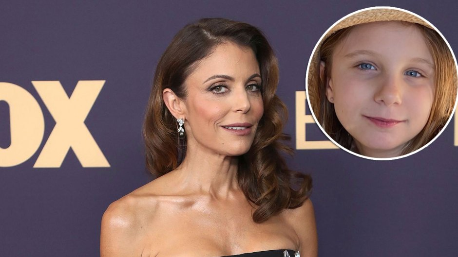 Feature Bethenny Frankel Reveals Daughter Brynn Face for the First Time in 10 Years