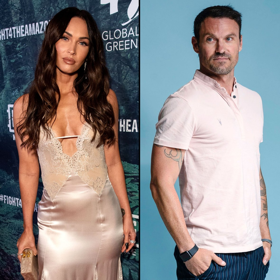 Inside Megan Fox Brian Austin Green Split