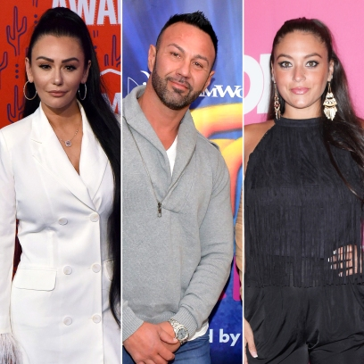 Jersey Shore Jenni JWoww Farley Hangs Out With Her Kids After Roger Mathews Flirts With Sammi Sweetheart