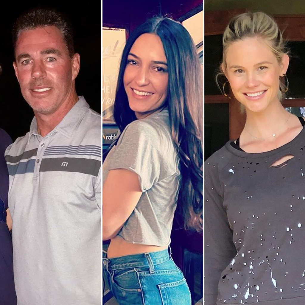 Jim Edmonds Girlfriend Kortnie O Connor Spends Time With His Kids Amid Meghan King Divorce