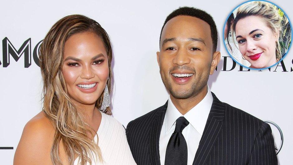 John Legend Supports Chrissy Teigen in the Sweetest Way Following Alison Roman Feud