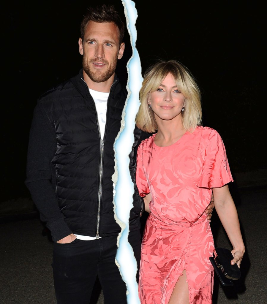 Julianne Hough Brooks Laich Split After 3 Years Marriage