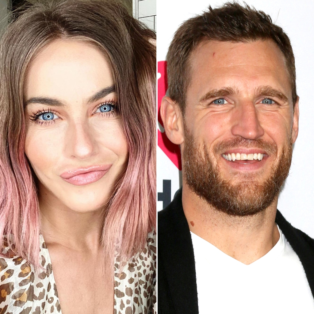 Julianne Hough Debuts New Makeover Amid Social Distancing Apart From Brooks Laich