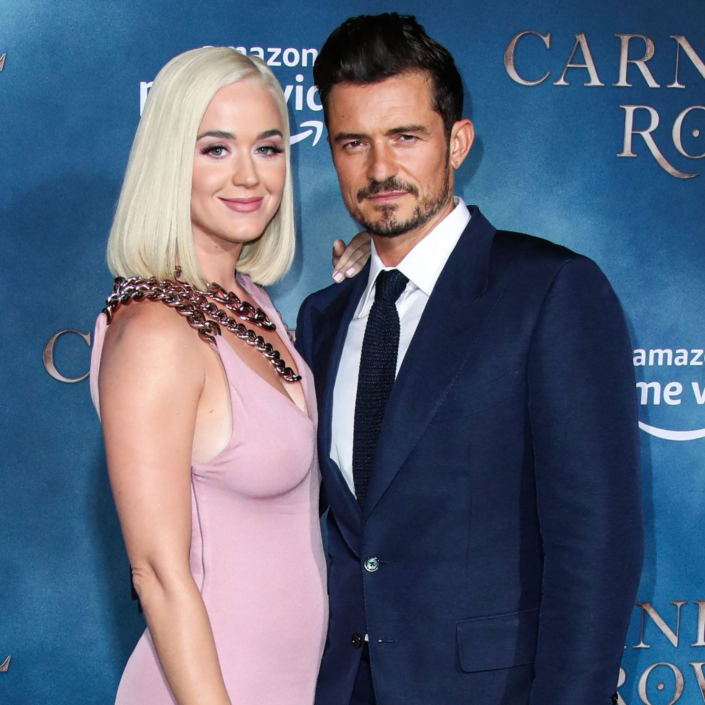 Katy Perry Reveals She Definitely Tested Orlando Bloom Quarantine