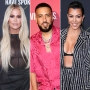 Khloe Kardashian Ex French Montana Drops Flirty Comment on Kourtney Kardashian Sexy Bikini Selfie.jpg