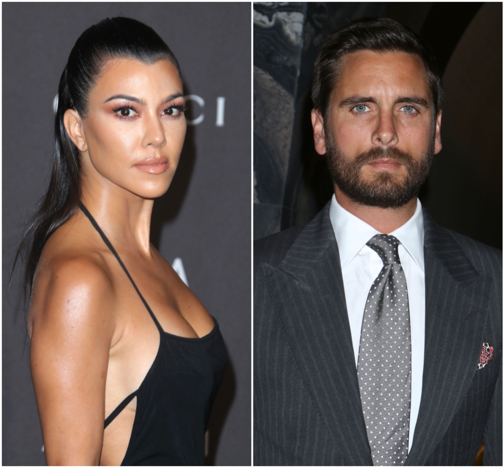 Kourtney Kardashian Posts About 'Mistakes' As Ex Scott Disick Leaves Rehab