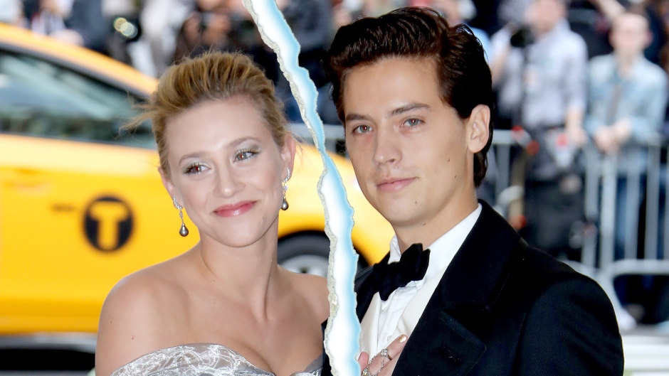 Lili Reinhart and Cole Sprouse split again