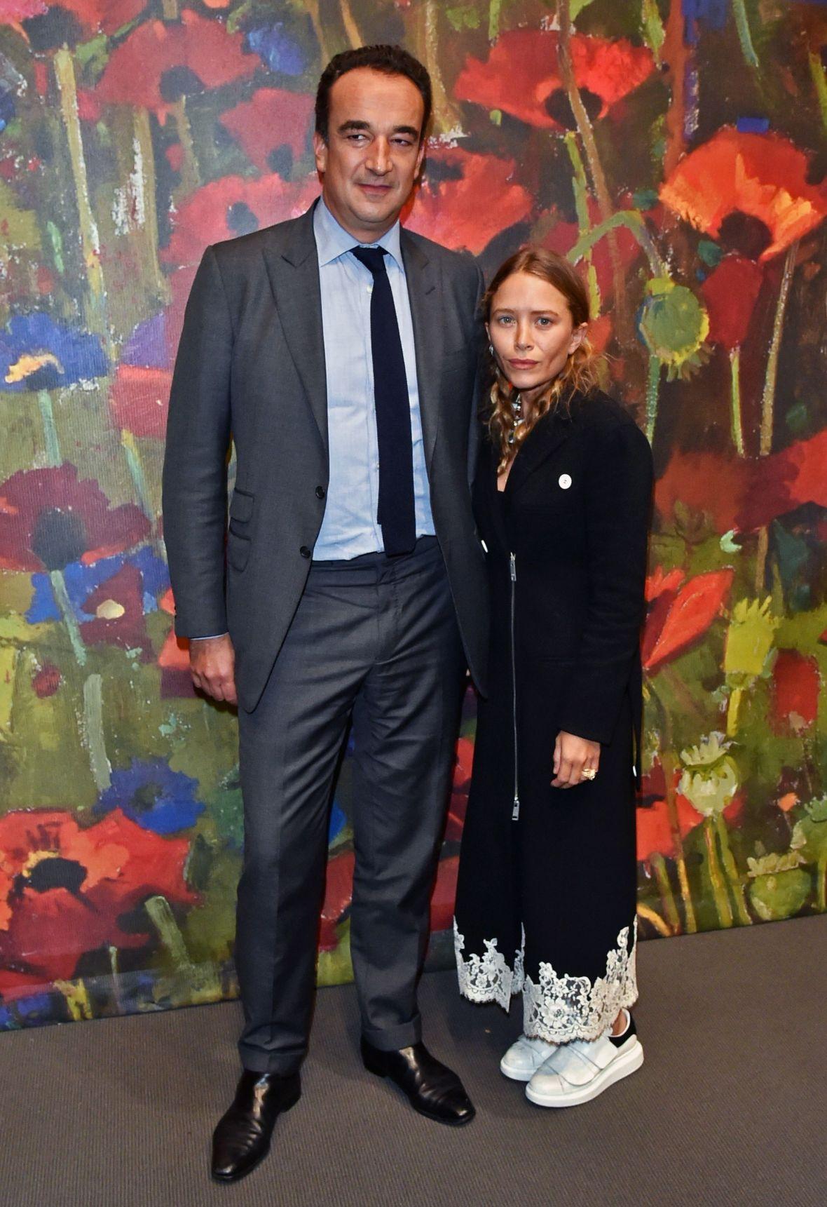 Mary-Kate Olsen and Olivier Sarkozy Divorce