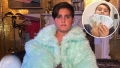 Mason Disick Flaunts Stack of 100 Dollar Bills in TikTok Video