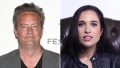 Matthew Perry Reunites With Father and Friends Amid Breakup From Molly Hurwitz