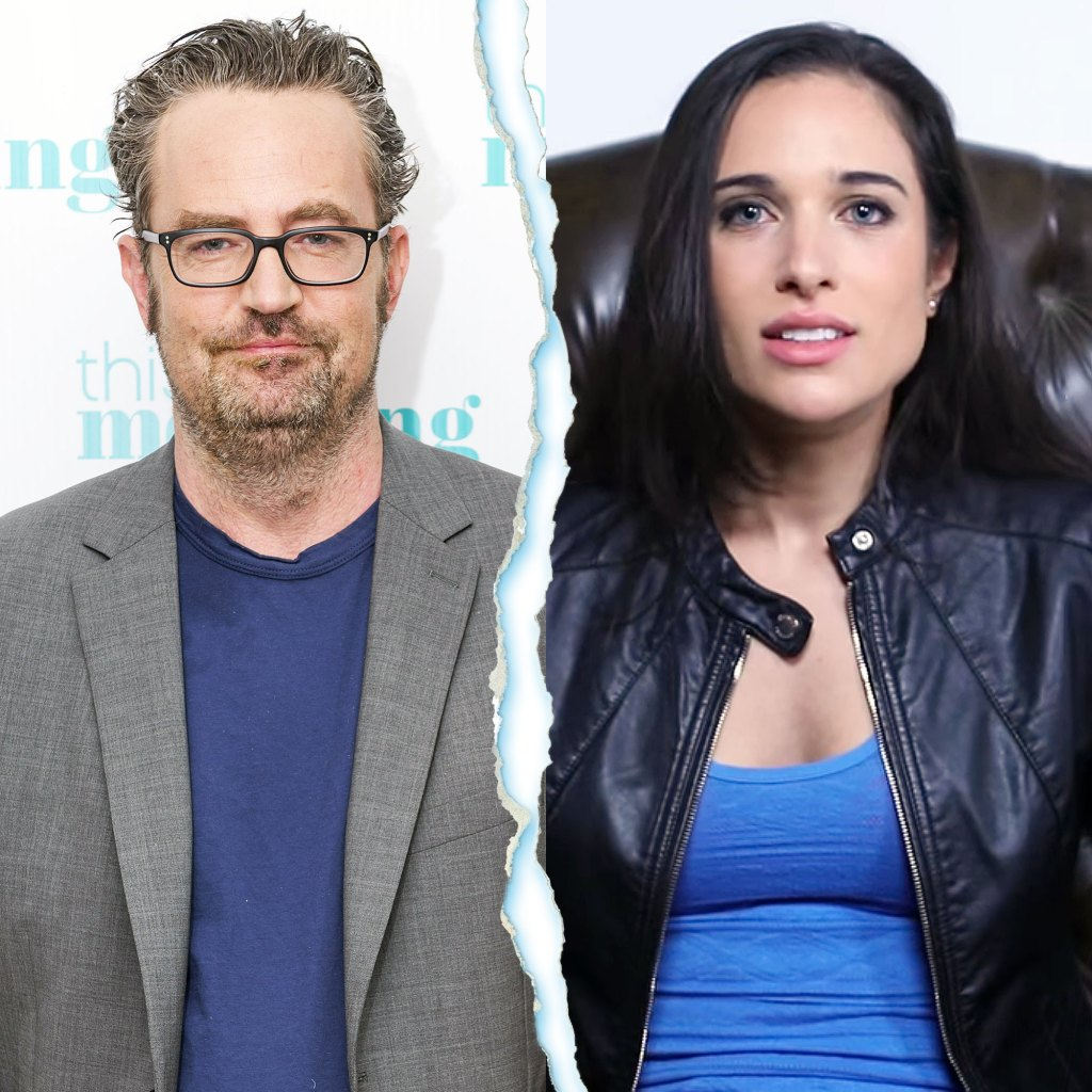 Matthew Perry and Girlfriend Molly Hurwitz Split After 2